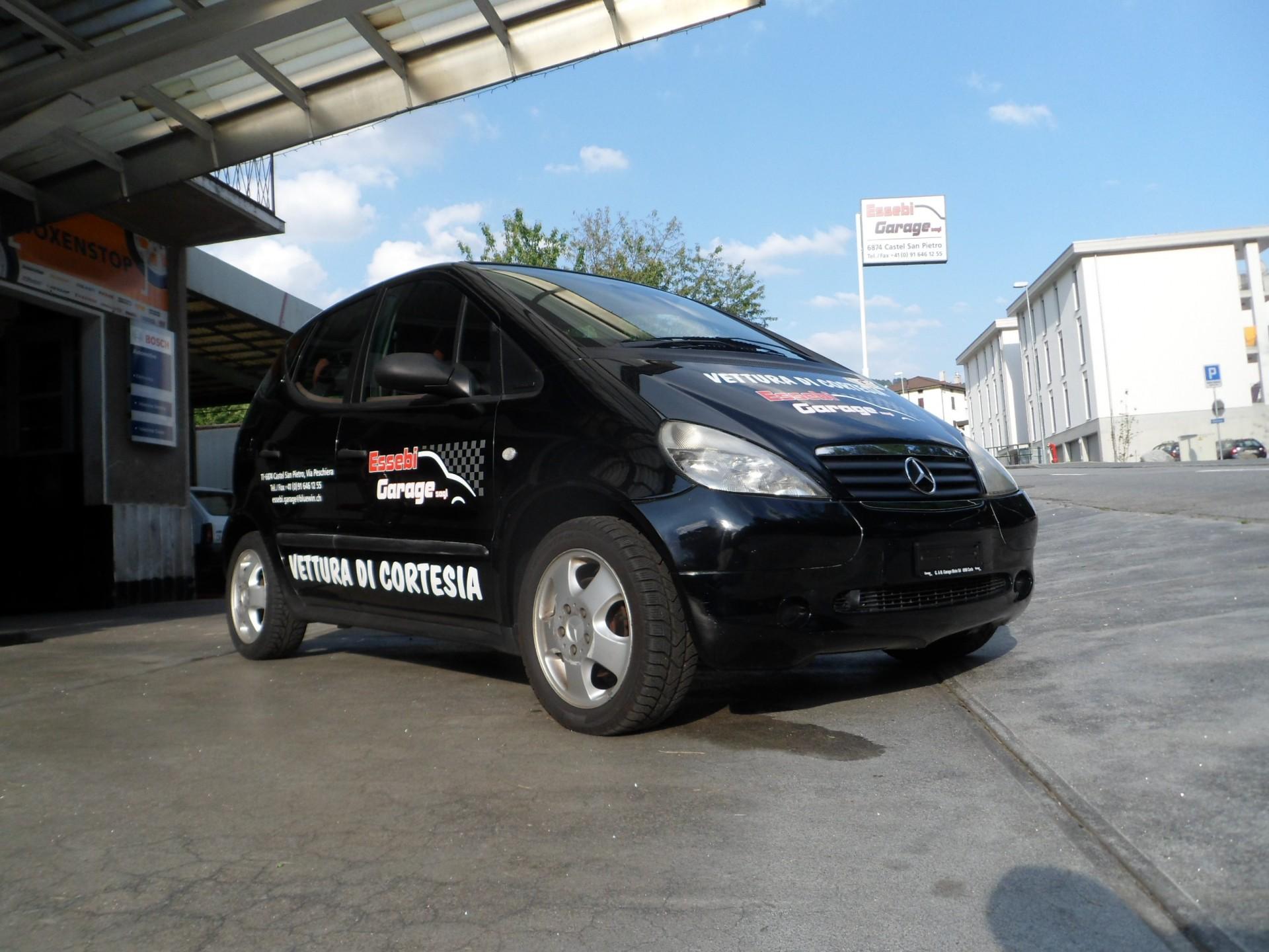 Flotta essebi garage sagl for Garage mercedes paris 12